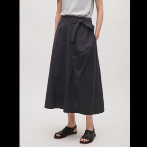 NWT COS Wrap Skirt